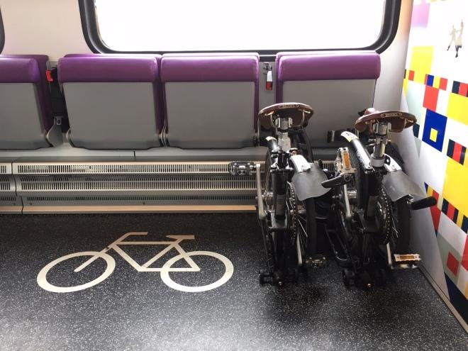 train Brompton